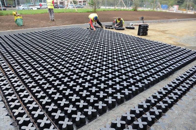 Conoces el sistema de pavimento hormig n permeable - Que es pavimento ...